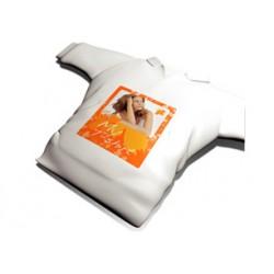 Papier do druku atramentowego na jasne koszulki A4 R0205