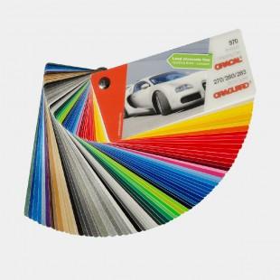 Folia do zmiany koloru samochodu ORACAL 970 RA Premium Wrapping Cast