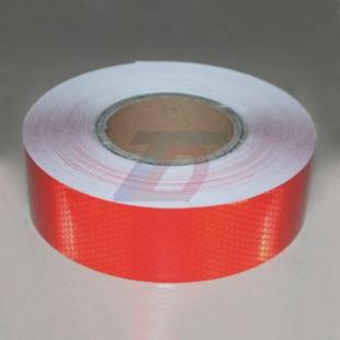 Taśma odblaskowa konturowa 3m plaster miodu folia na naczepy, TIR (mb)