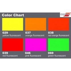 ORACAL 6510 Fluorescencyjna wylewana (arkusz/mb)